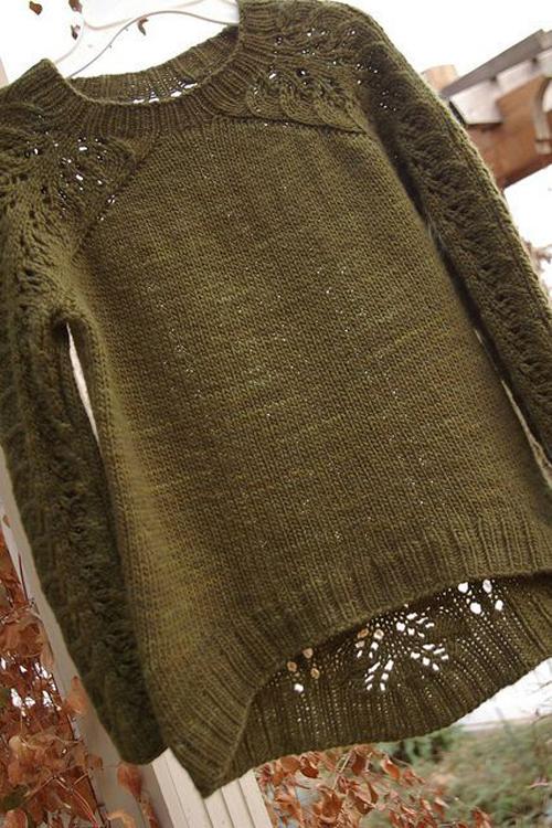Bloomsbury - Knitting Pattern