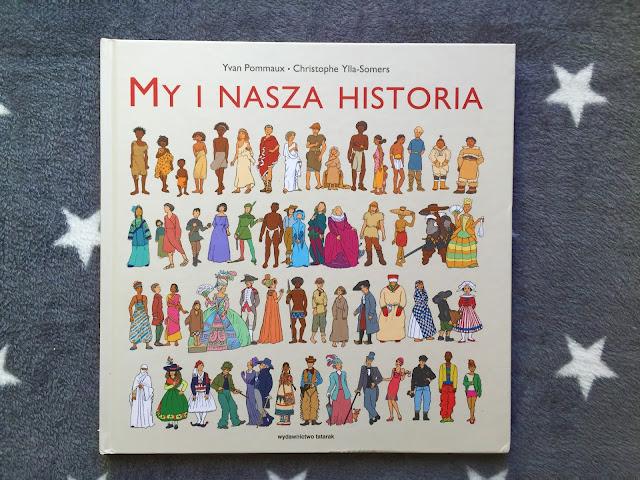 """Recenzje #200 - """"My i nasza historia"""" - okładka książki - Francuski przy kawie"""