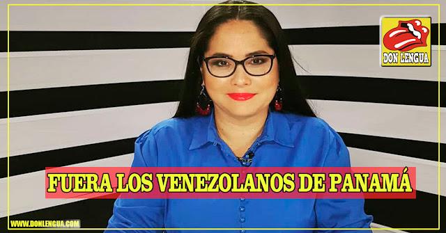 Diputada Panameña lucha por botar a los venezolanos refugiados en su país