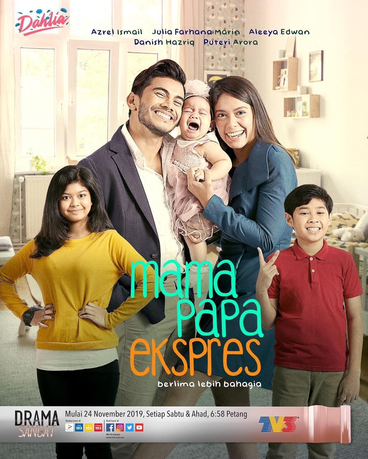 Mama Papa Ekspres