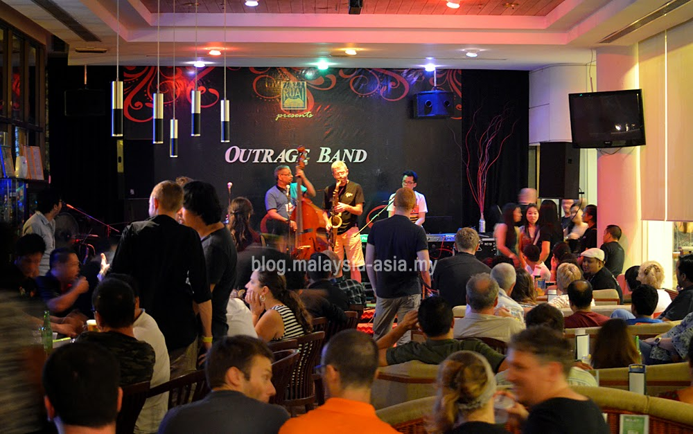 Borneo Jazz Jamming Session