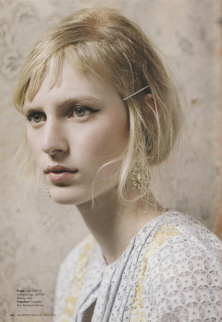 Sweet Child Of Mine : Harper's Bazaar