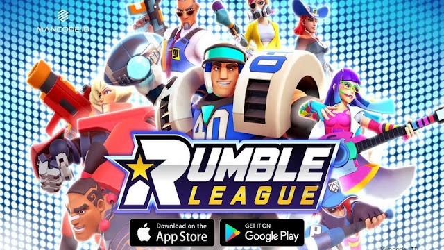4. Rumble League