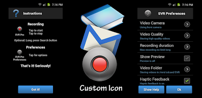 Free APK Apps: Secret Video Recorder Pro Apk v7 4 (7 4