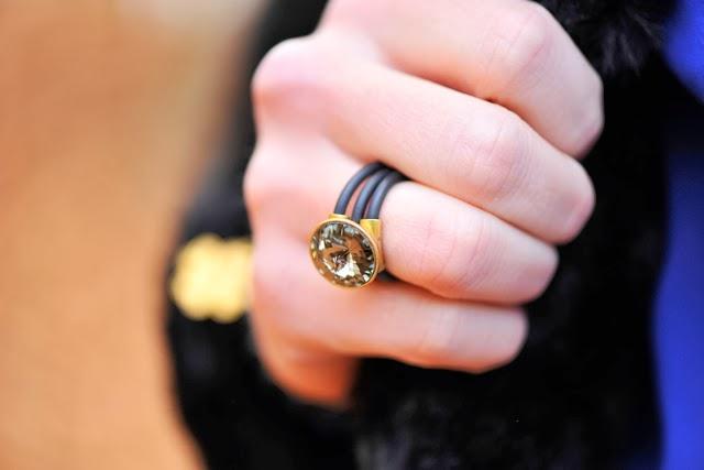 pierścionek ania kruk