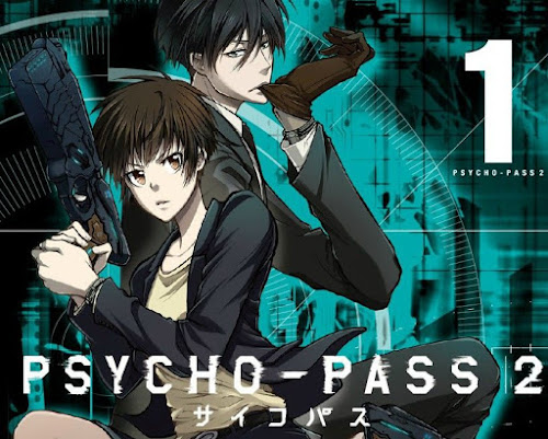 El manga de Psycho-Pass 2 finalizará en Febrero