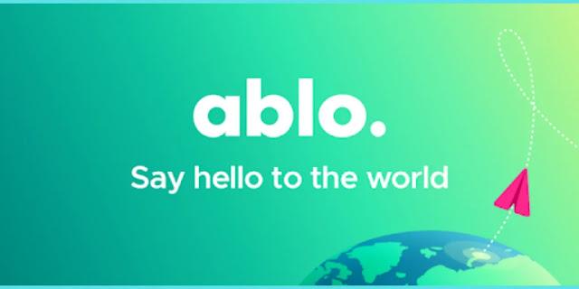 تنزيل تطبيق ابلو ABLO للدردشة و التعارف للاندرويد و الايفون اخر اصدار