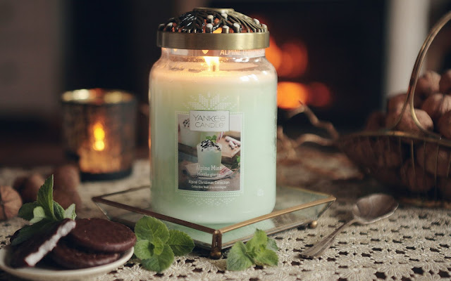 Yankee Candle - Alpine Mint (Alpine Christmas Collection) - Czytaj więcej »