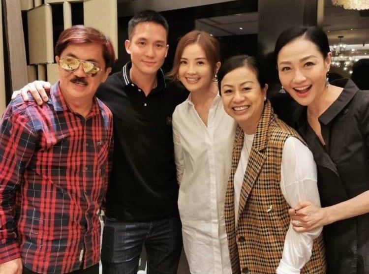 Charlene Choi, Anthony Shek, rumors, broke up