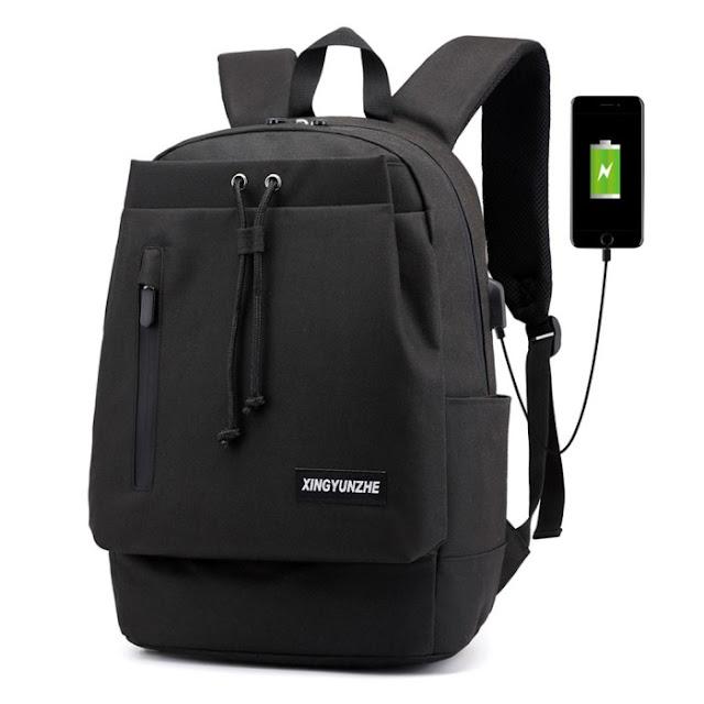cara mengeringkan tas sekolah dengan cepat
