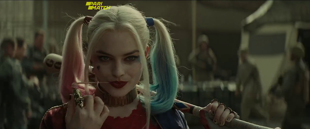 Suicide Squad 2016 Extended Dual Audio Hindi [HQ Fan Dubbed] 720p BluRay