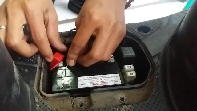 Manfaat Memasang GPS Motor Anti Maling