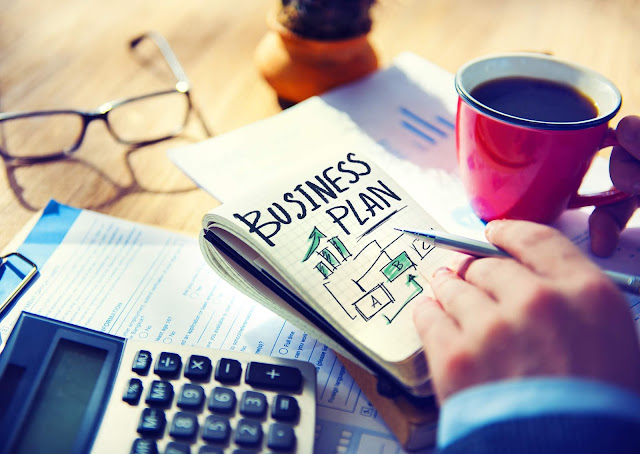 How To Develop A Business Plan In 10 Steps, business plan images