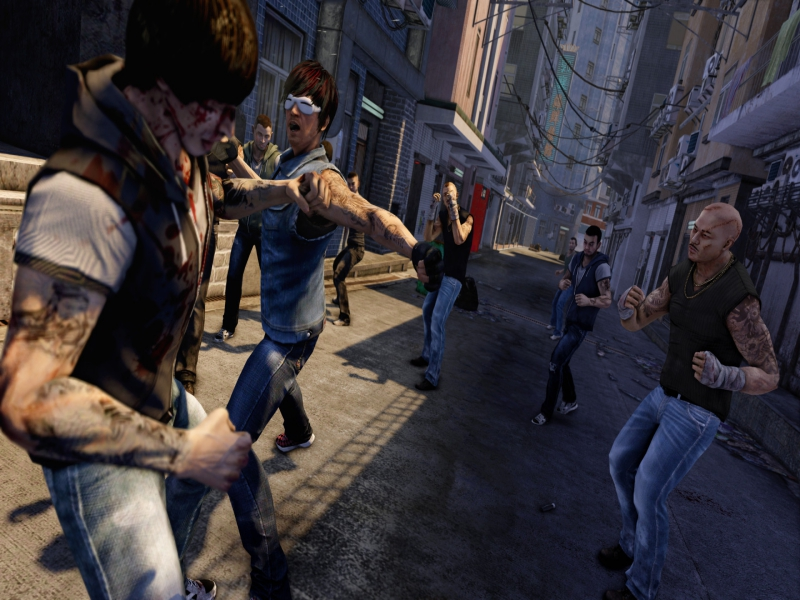 Sleeping Dogs Definitive Edition PC Game Free Download