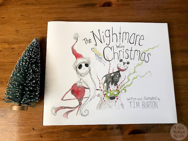 The Nightmare Before Christmas holiday read