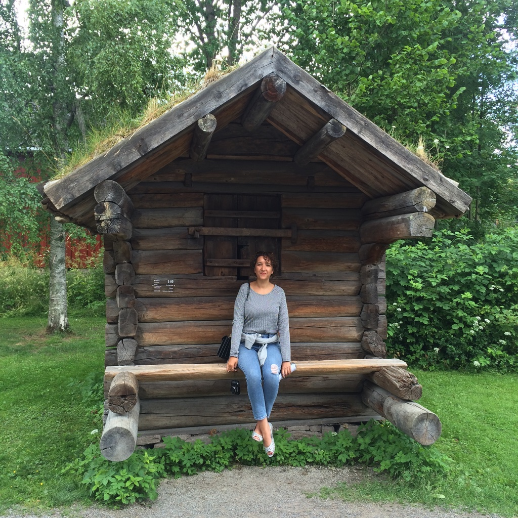 travel blogger in oslo