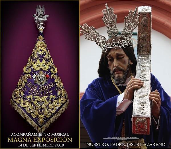 La Banda de CCTT Tres Caídas del Realejo acompañará al Nazareno de Palma del Río en la Magna