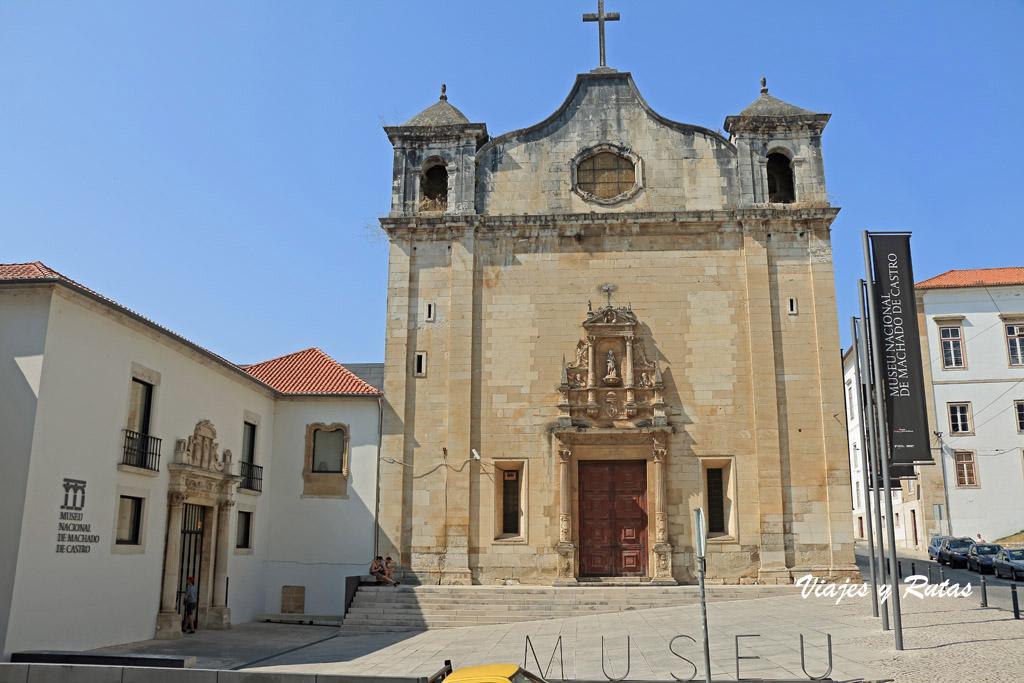 Iglesia San Juan de Almedina de Coimbra
