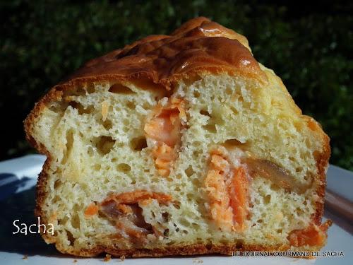 Recette Cake Saumon Fum Ef Bf Bd Oseille