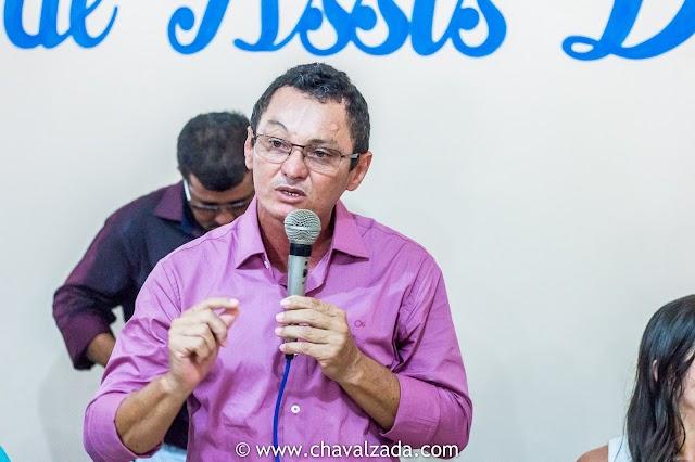 Ministério Público instaura inquérito para apurar crime de responsabilidade do prefeito de Chaval
