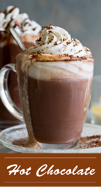Hot Chocolate #drink #dessert
