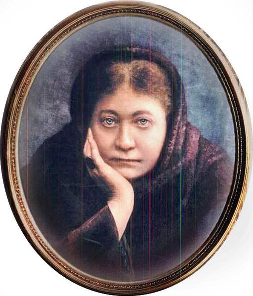 Helena Petrovna Blavatsky (1831 – 1891)
