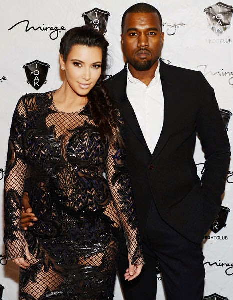 Kanye West Reacts to Kim Kardashians Naked Butt Cover