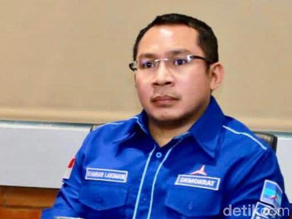 Prabowo Puji Sarwo Edhie, PD: Gambarannya Identik dengan AHY
