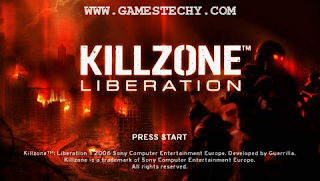 Killzone Liberation ISO PSP Highly Compressed