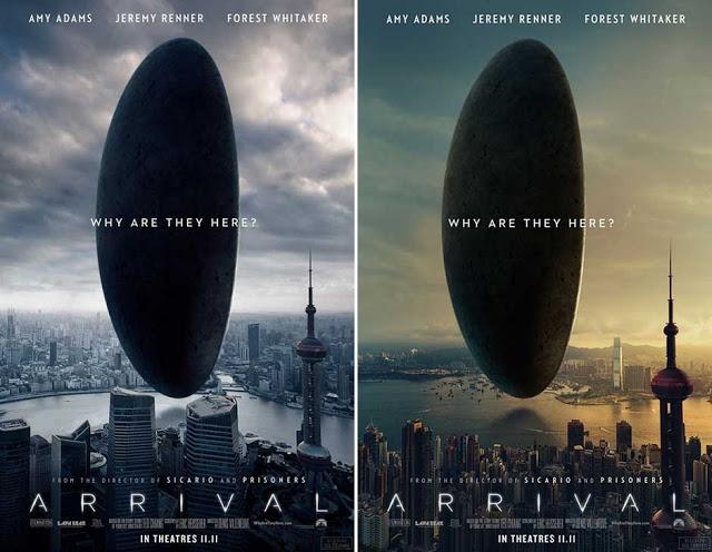 Catatan Berkala Sebuah Harapan Review Film Arrival 2016