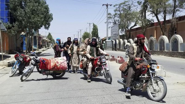 Afghanistan Makin Mencekam, Kota Terbesar Kedua Kini Dikuasai Taliban
