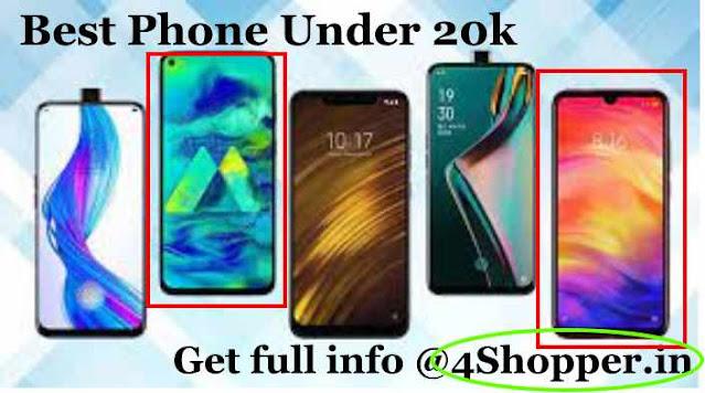 Best Phone Under 20K