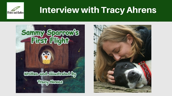 Interview with Tracy Ahrens #AuthorInterview #Books
