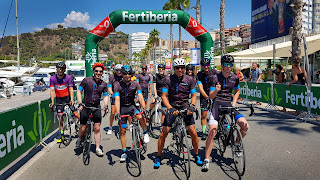 La Vuelta a España loves Málaga and features many stages here every year