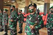 Mayjen TNI Dudung Abdurachman Resmi Jabat Pangkostrad