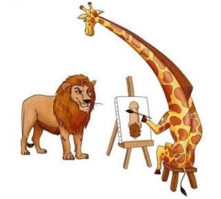 Câu chuyện sư tử và hươu hay tình bạn bạn tan vỡ vì góc nhìn khác nhau