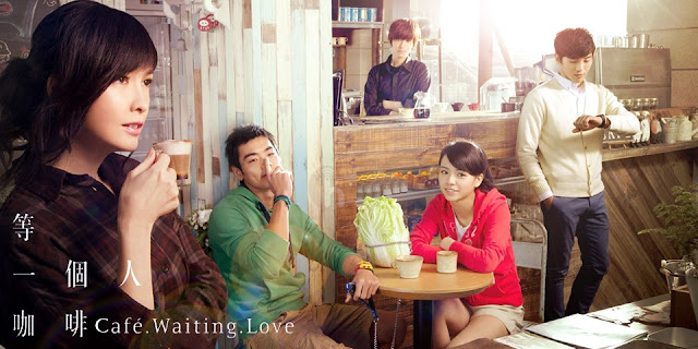Cafe Waiting Love (2014), an Interesting Taiwanese Movie with Freaky Romance Stories
