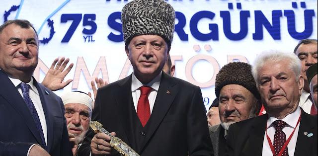 Η νέα Ισλαμική Τουρκία του Ερντογάν απειλεί παντού