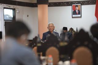 Rapat Paripurna XVIII Dewan Perwakilan Daerah Kota Tarakan