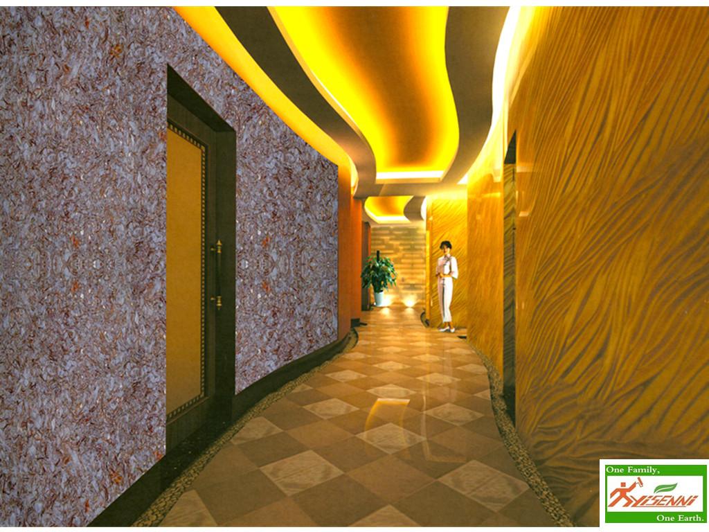 YISENNI wall coating Suggest how to decorative corridor