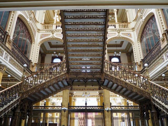 Palacio Postal, Mexico City, Mexico