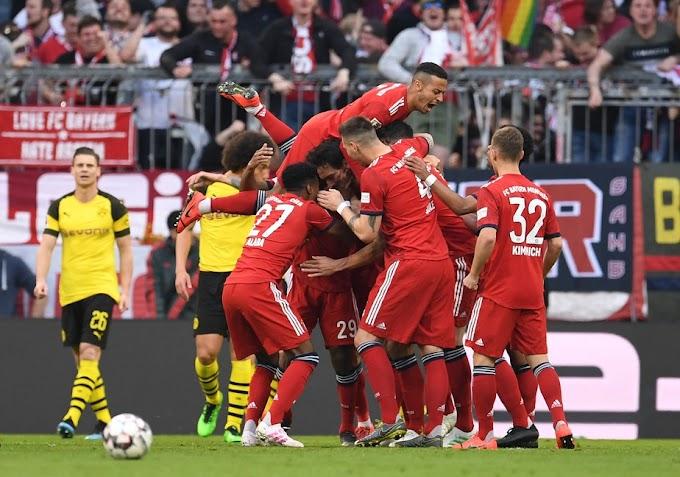 Angela Merkel anuncia o retorno do Campeonato Alemão