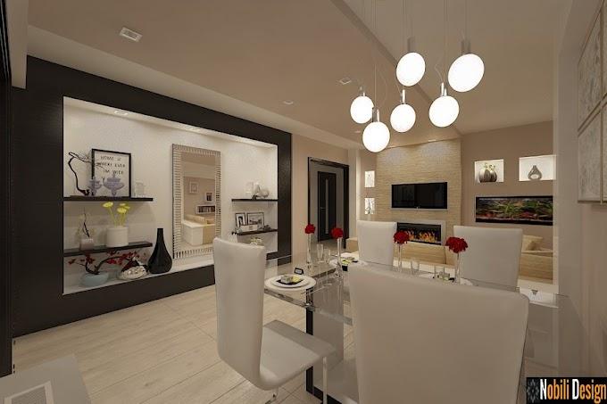 Design interior case apartamente Cernavoda - Amenajari interioare clasic modern