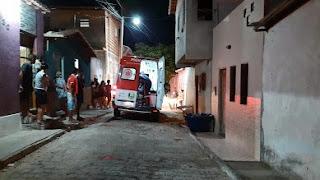 Homem é baleado na noite desta segunda-feira (26) em Picuí