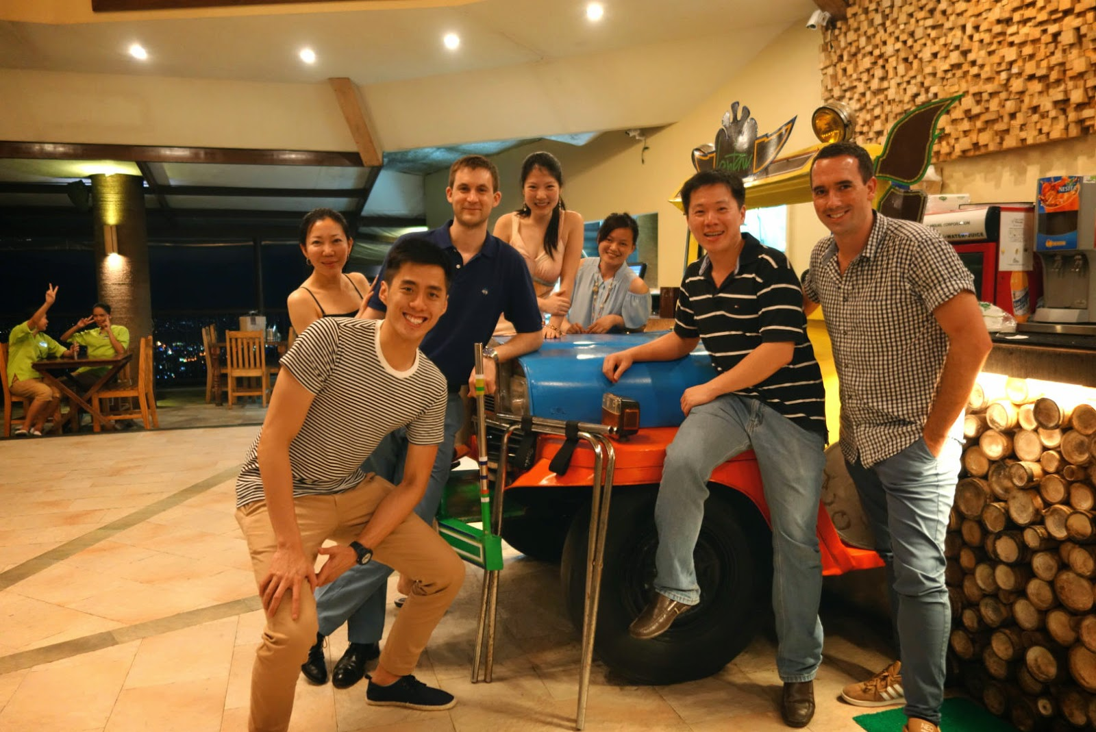 Lantaw Native Restaurant, Busay, Cebu