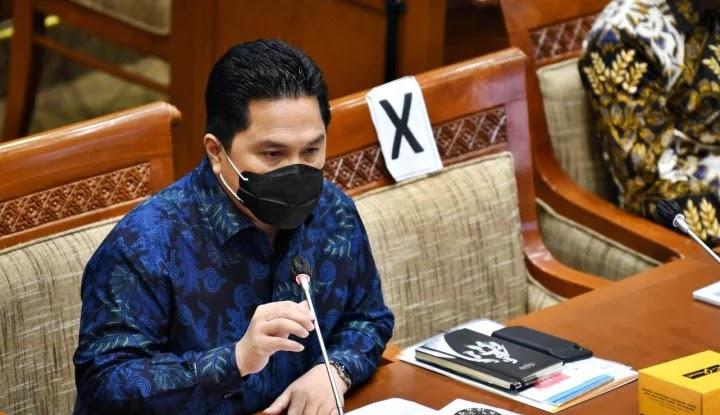 Yakin Indonesia Bakal Masuk 5 Besar Ekonomi Dunia 2024 Nanti, Mas Erick Gak Kepedean Nih?