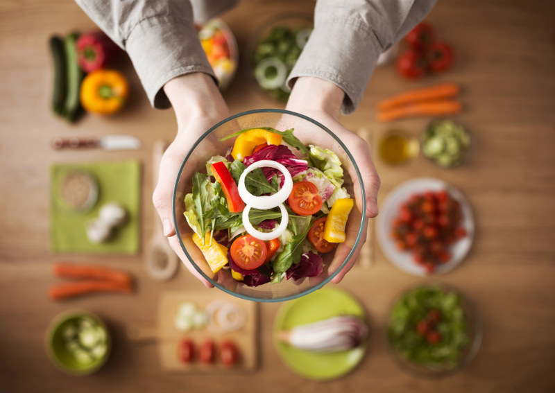 GUEST WRITER:  6 STEPS TO CREATING YOUR OWN PERSONALIZED DIET