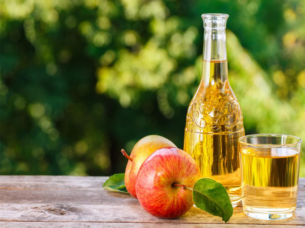 اضرار استخدام خل التفاح للتخسيس