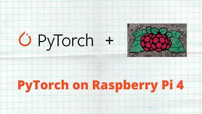Install PyTorch on Raspberry Pi 4