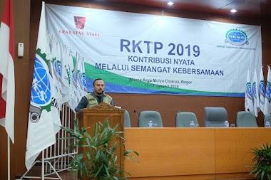 RKTP (Rapat Kerja Tingkat Pusat) Tahun 2019